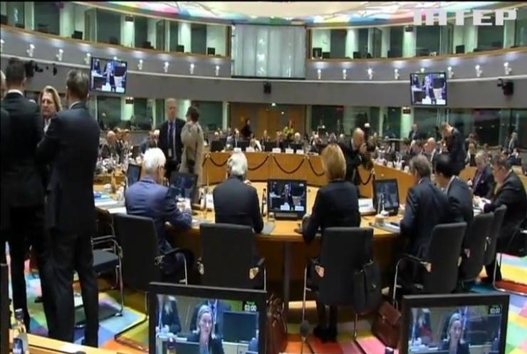 У Євросоюзі схвалили продовження антиросійських санкцій