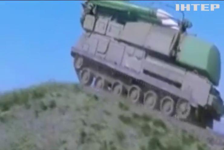 ЗСУ провели перевірку військ протиповітряної оборони