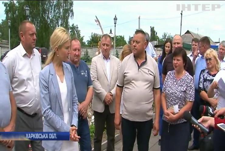 Об'єднати місцеві бюджети: на Харківщині за підтримки облдержадміністрації започаткували соцексперимент з будівництва освітніх закладів