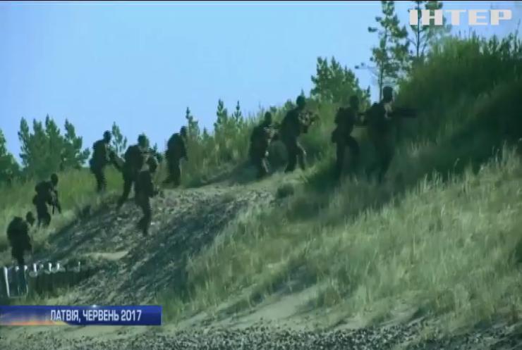 В акваторії Балтійського моря розпочалися військові навчання НАТО