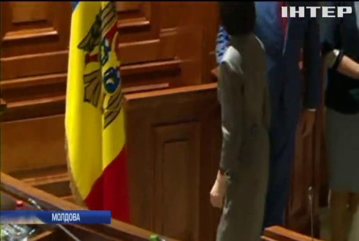 Україна офіційно відреагувала на політичну кризу у Молдові
