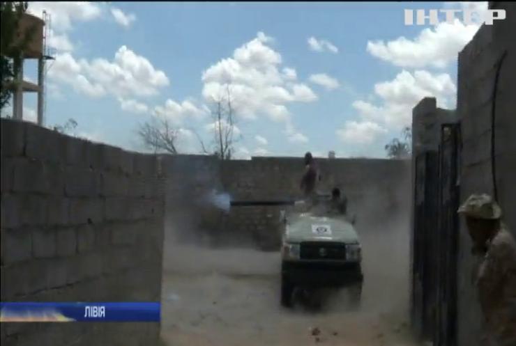 Конфлікт у Лівії: ВООЗ оприлюднила дані про кількість загиблих