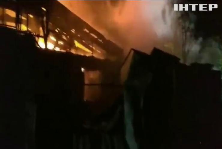 Пожежа у психіатричній лікарні: загинули люди