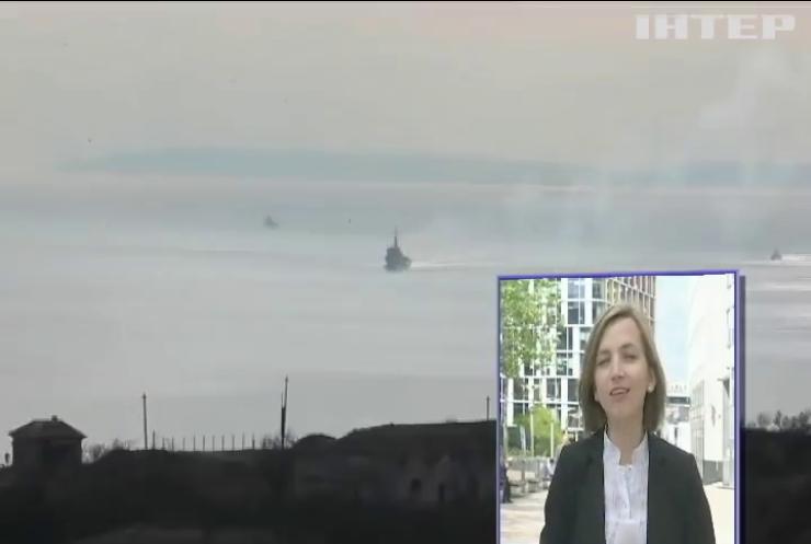 Україна представила в Гаазі свою позицію у морській суперечці з Росією