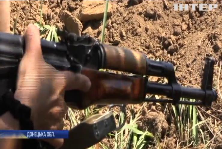 Війна на Донбасі: поблизу Горлівки зросла кількість ворожих обстрілів