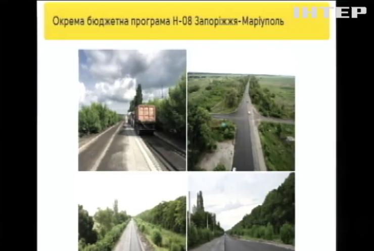 На засіданні уряду обговорили стан українських автошляхів