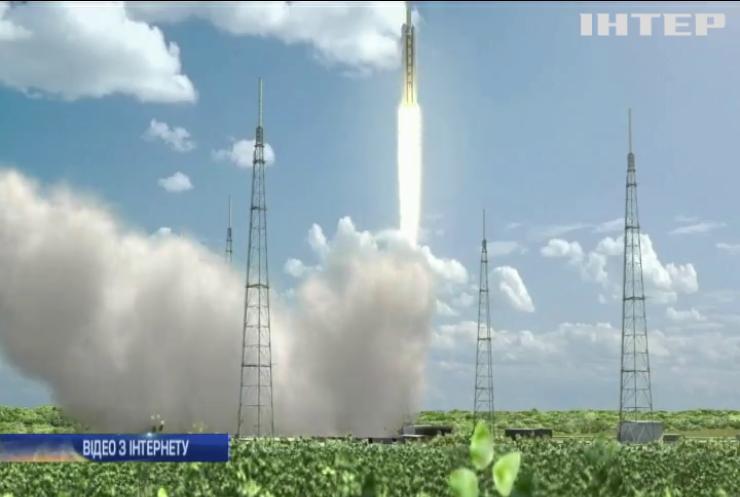 NASA представила новий вид ракетного палива