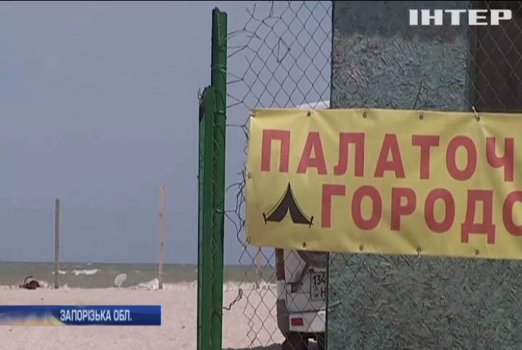 """На пляжах Азовського моря """"заощаджують"""" на рятувальниках"""