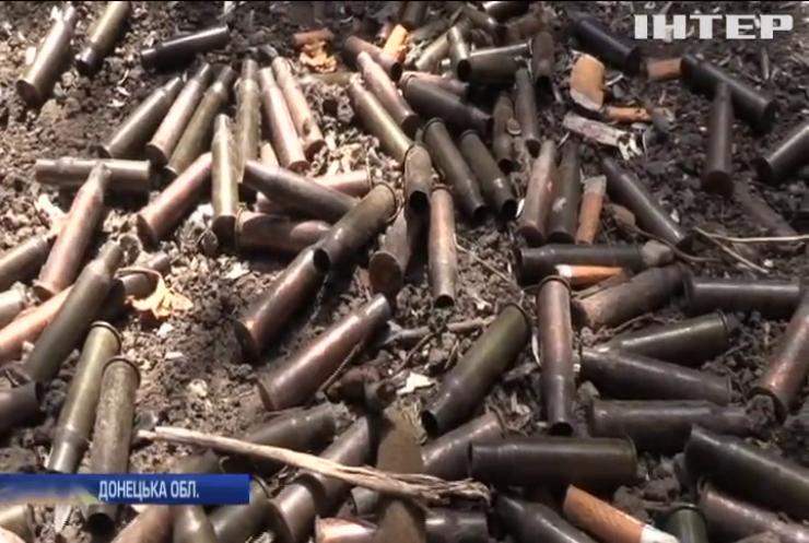 На Донбасі бойовики продовжують порушувати режим тиші