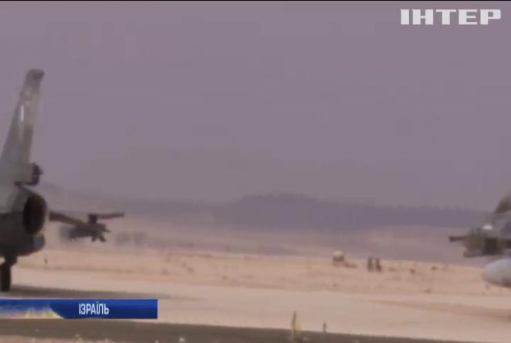 Загострення на Сході: Ізраїль знищив у Сирії іранську секретну базу