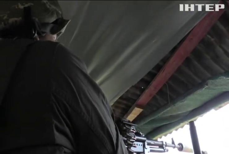 На Донбасі за добу зафіксували дев'ять обстрілів