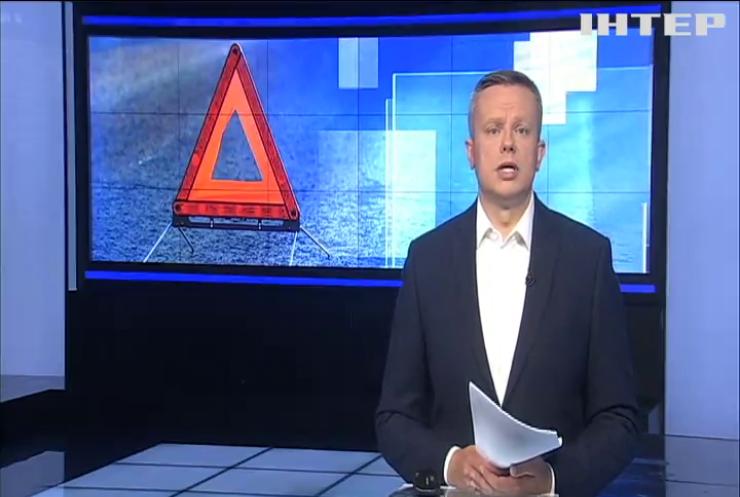 У аварії в Польщі загинули троє українців