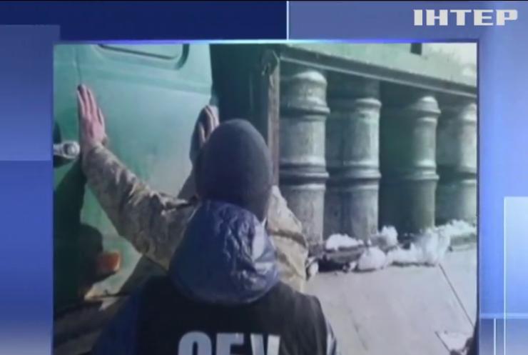 СБУ блокувала поставку кокаїну до України