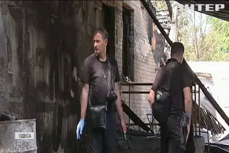 Пожежа в Одесі: чому в Україні палають дитячі табори, будинки престарілих та гинуть люди?
