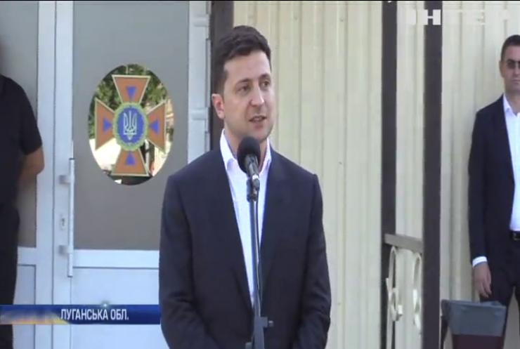 Володимир Зеленський завітав до Маріуополя