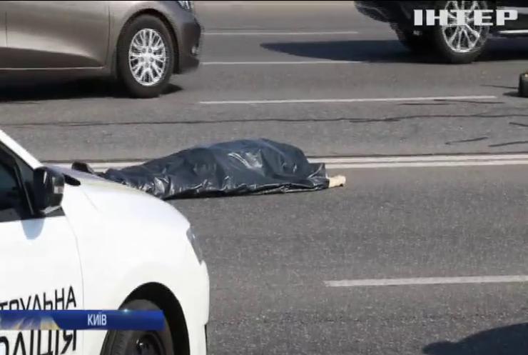 У Києві автомобіль розірвало на шматки