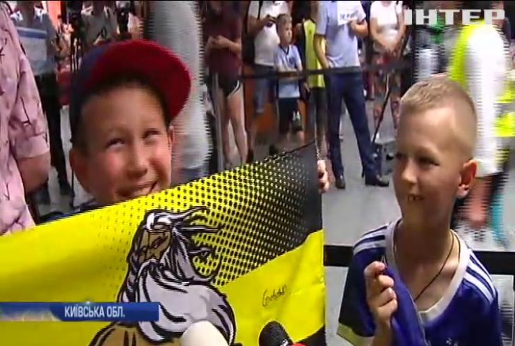 Юнацька збірна України з футболу уперше стала Чемпіоном світу