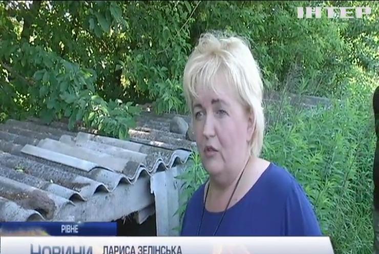 Отрута у контейнерах: жителі Рівненщини заявляють про екологічну катастрофу