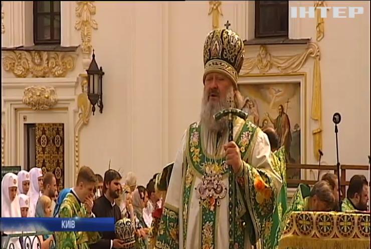 Свято Трійці: по всій Україні відбуваються святкові заходи