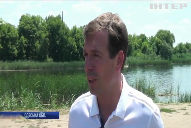 """Депутати """"Опозиційної платформи - За життя"""" обговорили питання аварійної дамби на Одещині"""