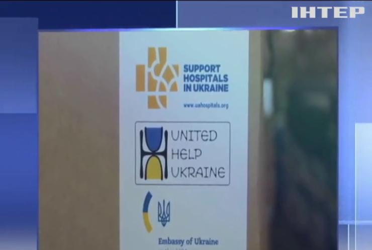 США відправлять медичну гуманітарку до України