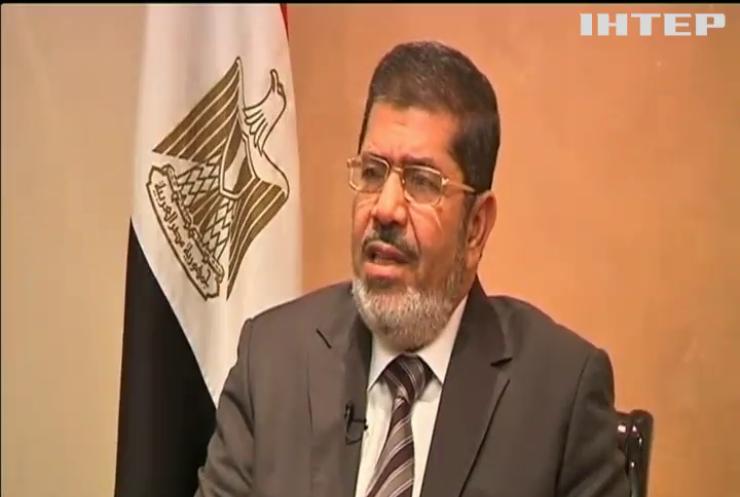 Експрезидент Єгипту помер у залі суду