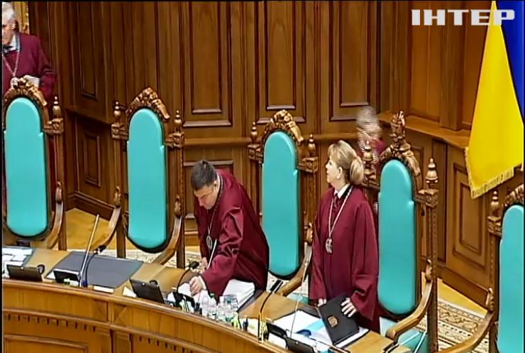 Конституційний суд України продовжить розгляд законності розпуску Ради