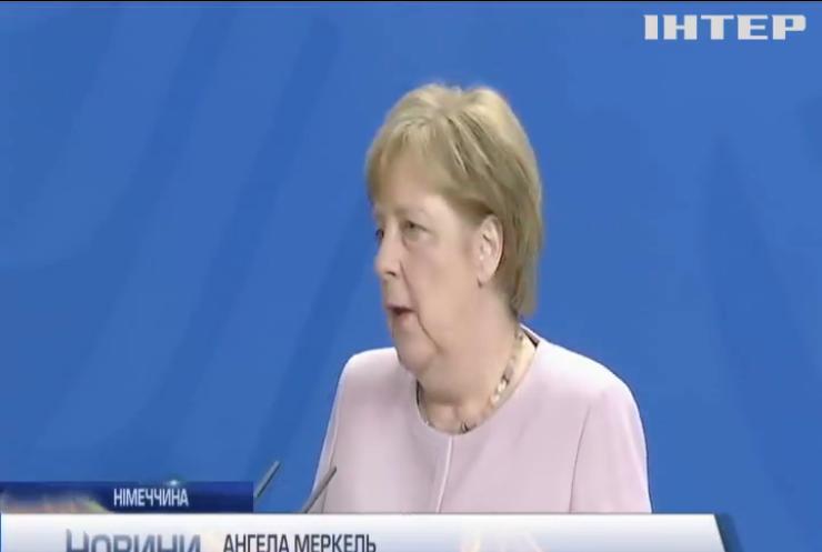 Ангела Меркель підтримує повернення Росії до ПАРЄ