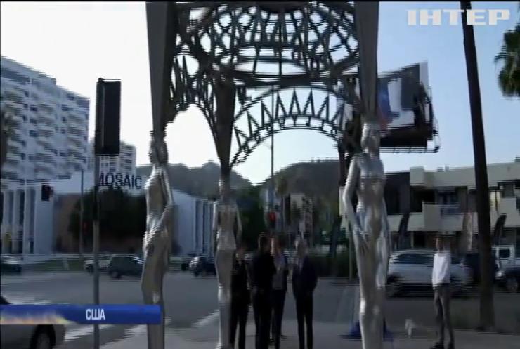 У Лос-Анджелесі викрали статую Мерлін Монро