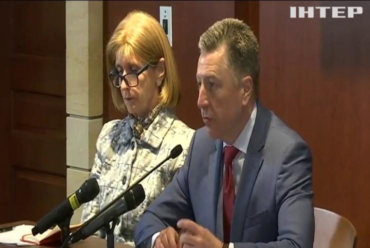 Курт Волкер готує переговори президентів України та США