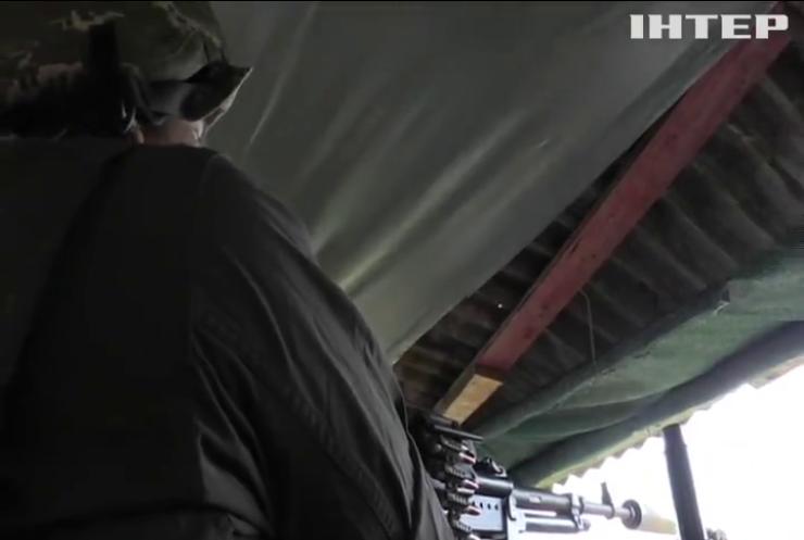 Біля Троїцького бойовики відкрили вогонь із гранатометів