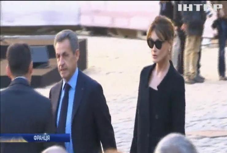 Президента Франції судитимуть за корупцію