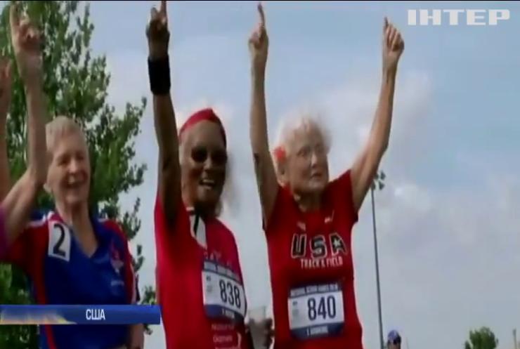 103-річна пенсіонерка змагається за чемпіонський титул