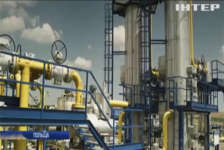 Польща пропонує Україні об`єднати газотранспортні системи