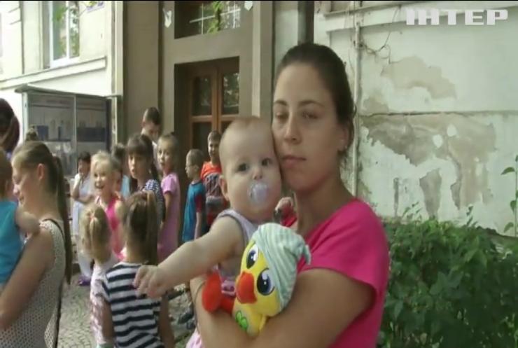 В Ужгороді шукали вибухівку у дитсадках та лікарнях