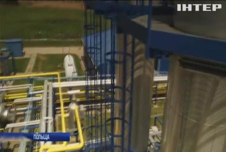 Польща хоче з'єднати газотранспортну систему з українською