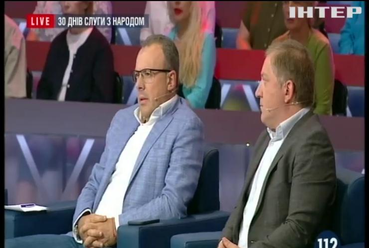 Оцінка діяльності 30 днів президента Володимира Зеленського: на українських телеканалах стартували політичні телемарафони
