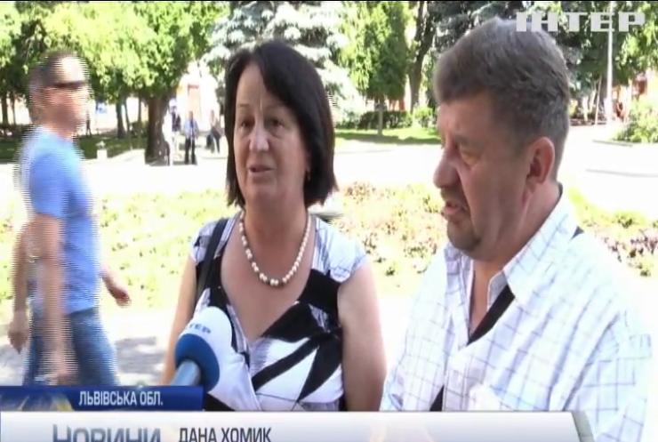 На Львівщину повернулися українські миротворці із Косова