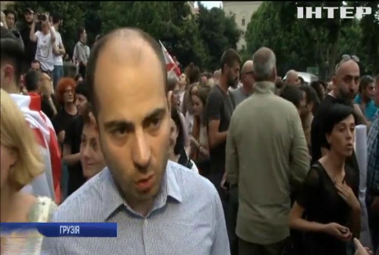 Грузинське суспільство вибухнуло протестами через візит російської делегації