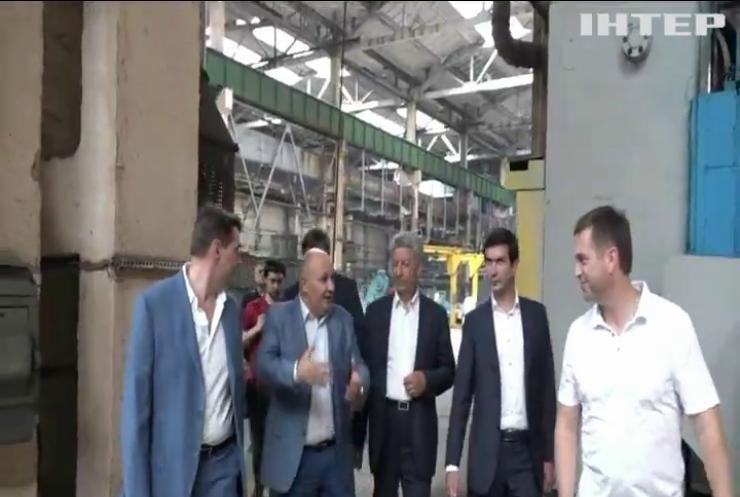 Юрій Бойко закликав відновити мир та економічну стабільність на Донбасі
