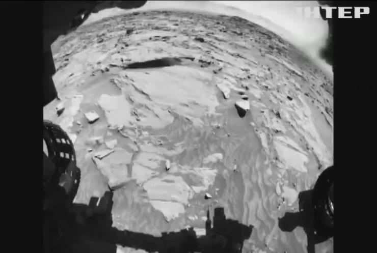 В атмосфері Марса знайшли метан