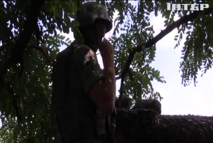 Новолуганське накривали вогнем артилерії