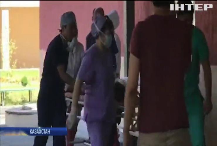 Вибухи у Казахстані: рятувальники встановлюють масштаби руйнувань