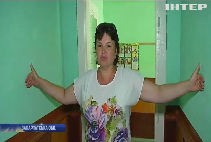 Пусті обіцянки: жителі села на Закарпатті чекають на нову школу