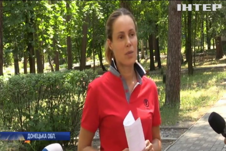Наталія Королевська закликала захистити дитячі оздоровчі табори та лікувальні заклади
