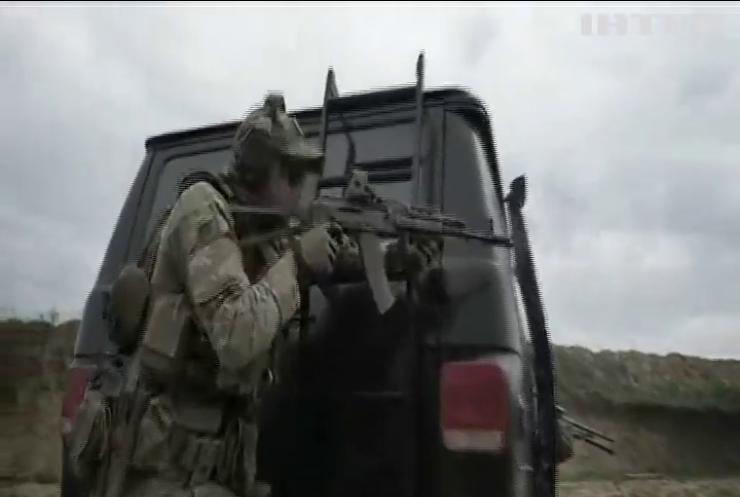 Українські спецпризначенці здобули сертифікат НАТО