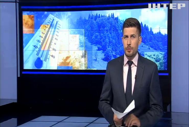 В областях України оголошений помаранчевий рівень пожежної небезпеки