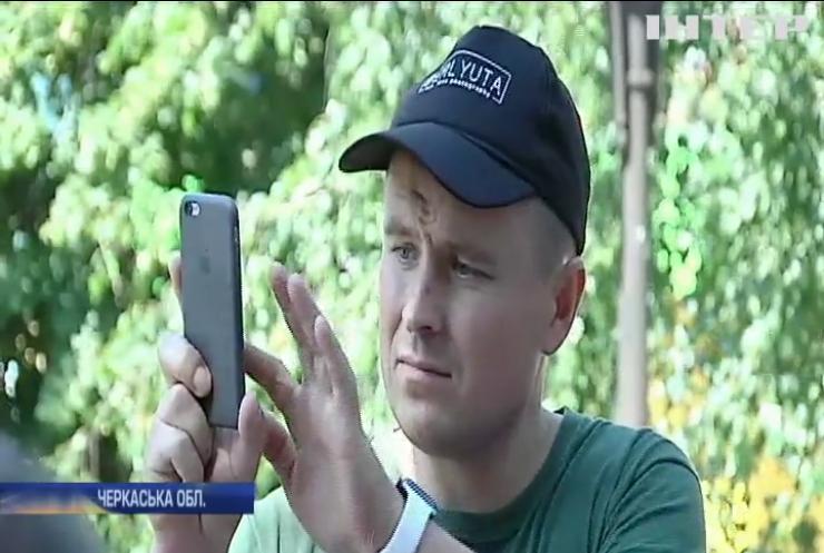 Мітинг від спраги: жителі Корсунь-Шевченківського вийшли на стихійний протест