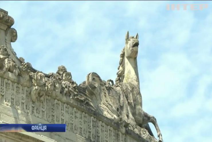 Франція готується до святкування ювілею замку Шантії