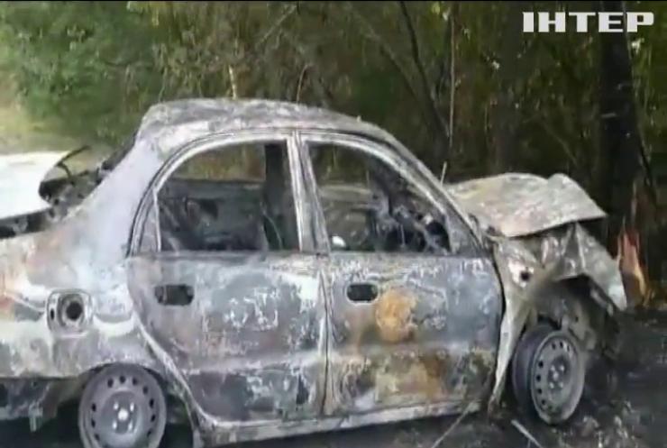 На Дніпропетровщині поліція влаштувала погоню за нетверезим водієм